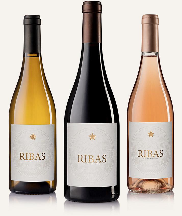vinos gama ribas